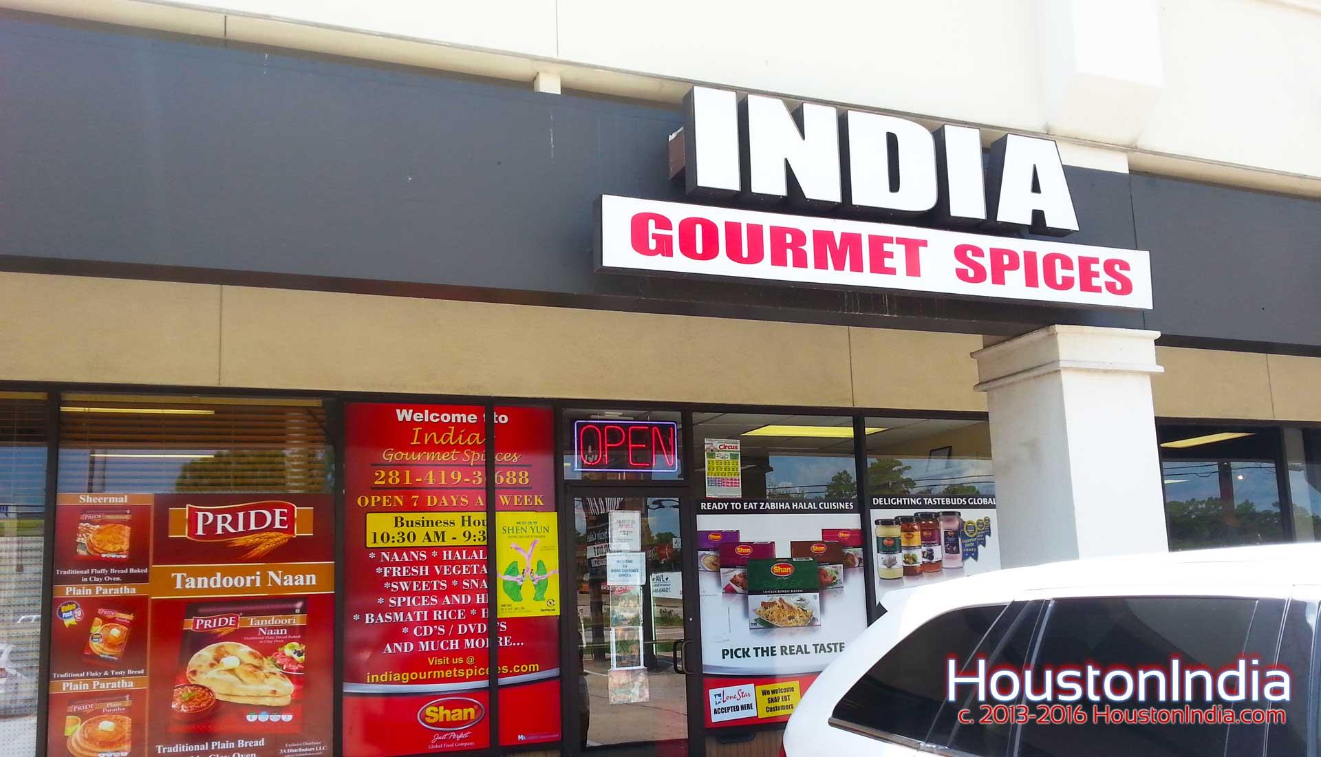 India gourmet